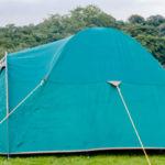 Camping: Hooton Lodge