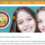 Trwają zapisy do Polskiej Szkoły Sobotniej w Yorku