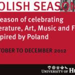Polish Season czyli festiwal polskiej kultury w Hull.
