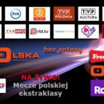Konkurs zakończony – Wygraj polską telewizję!