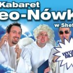 Konkurs zakończony: Bilety na Kabaret Neo-Nówka w Sheffield!