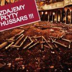 Konkurs zakończony: Rozdajemy płyty polskiego zespołu The Hussars z Leeds