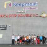 Relacja z wizyty na Keepmoat Stadium