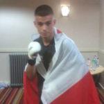 Dorian Baran wygrywa swoją debiutancką walkę na gali MMA w Newcastle (Film)!
