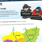 Nowy projekt i strona internetowa policji w South Yorkshire