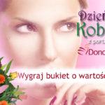 Konkurs zakończony – bukiet kwiatów na Dzień Kobiet!