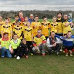 Doncaster Hawks zakończyli sezon rozgrywek piłkarskich 2013/2014.
