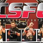 Czterech Polaków na kolejnej gali MMA CSFC9 w Doncaster.