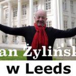 Spotkanie z księciem Janem Żylińskim w Leeds.