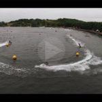 Tak było na Lakeside w ten weekend – zobacz film z drona
