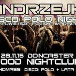 Disco Polo Night w Doncaster