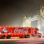 Świąteczna ciężarówka Coca Coli zawita w tym roku do Doncaster.