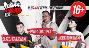 Polski wieczór ze stand-upem w Leeds