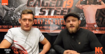 Wywiady z polskimi zawodnikami przed sobotnią galą MMA w Doncaster.