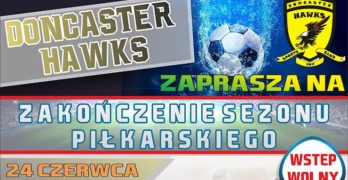 Festyn na zakończenie sezonu Doncaster Hawks