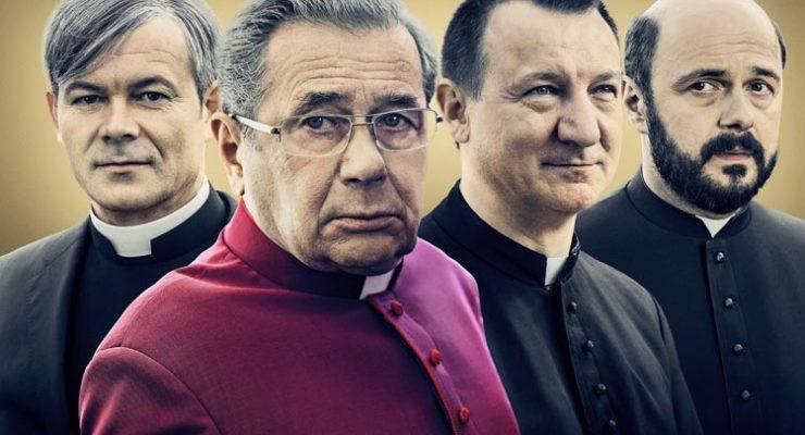 Nowy film 'Kler' w kinach w UK od 11 października