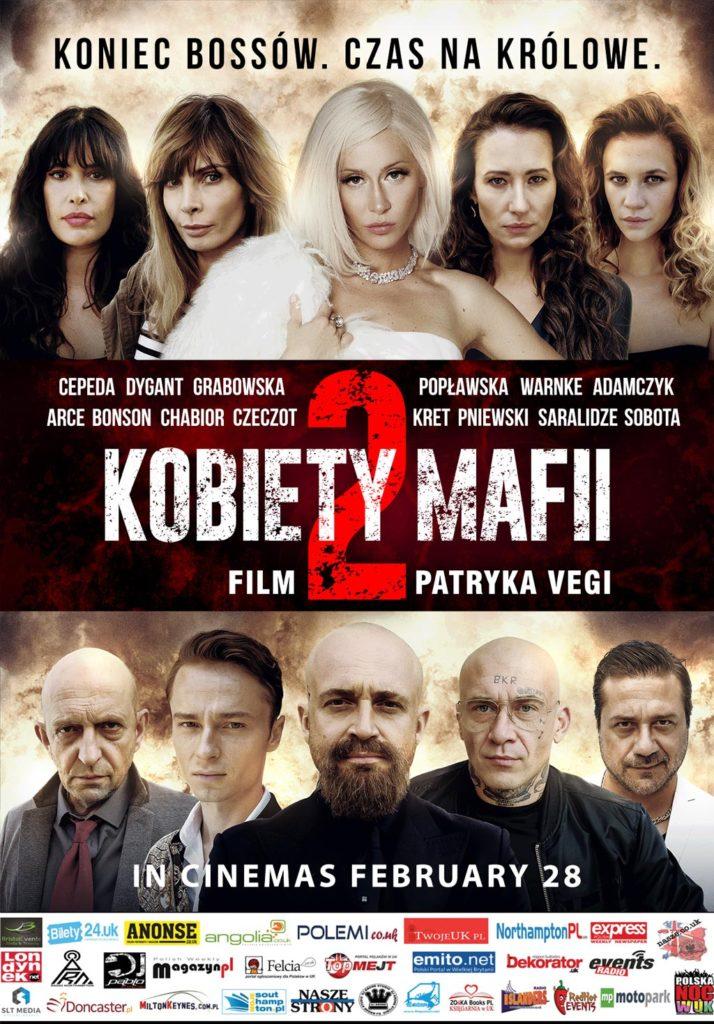 Kobiety Mafii 2 w kinach w UK