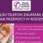 Polski telefon zaufania dla ofiar przemocy w rodzinie