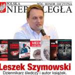 Leszek Szymowski w Leeds i Sheffield