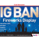 Big Bang Fireworks Display w Doncaster