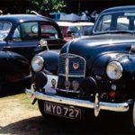 Classic Car Show w Brodsworth Hall, fot: english-heritage.org.uk