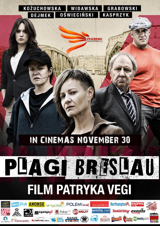 Plagi Breslau nowy film Patryka Vegi w kinach w UK